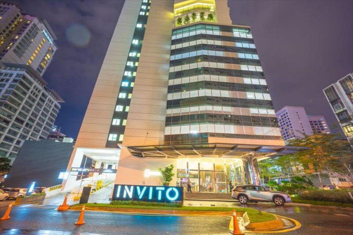 Khách sạn Invito Hotel Suites
