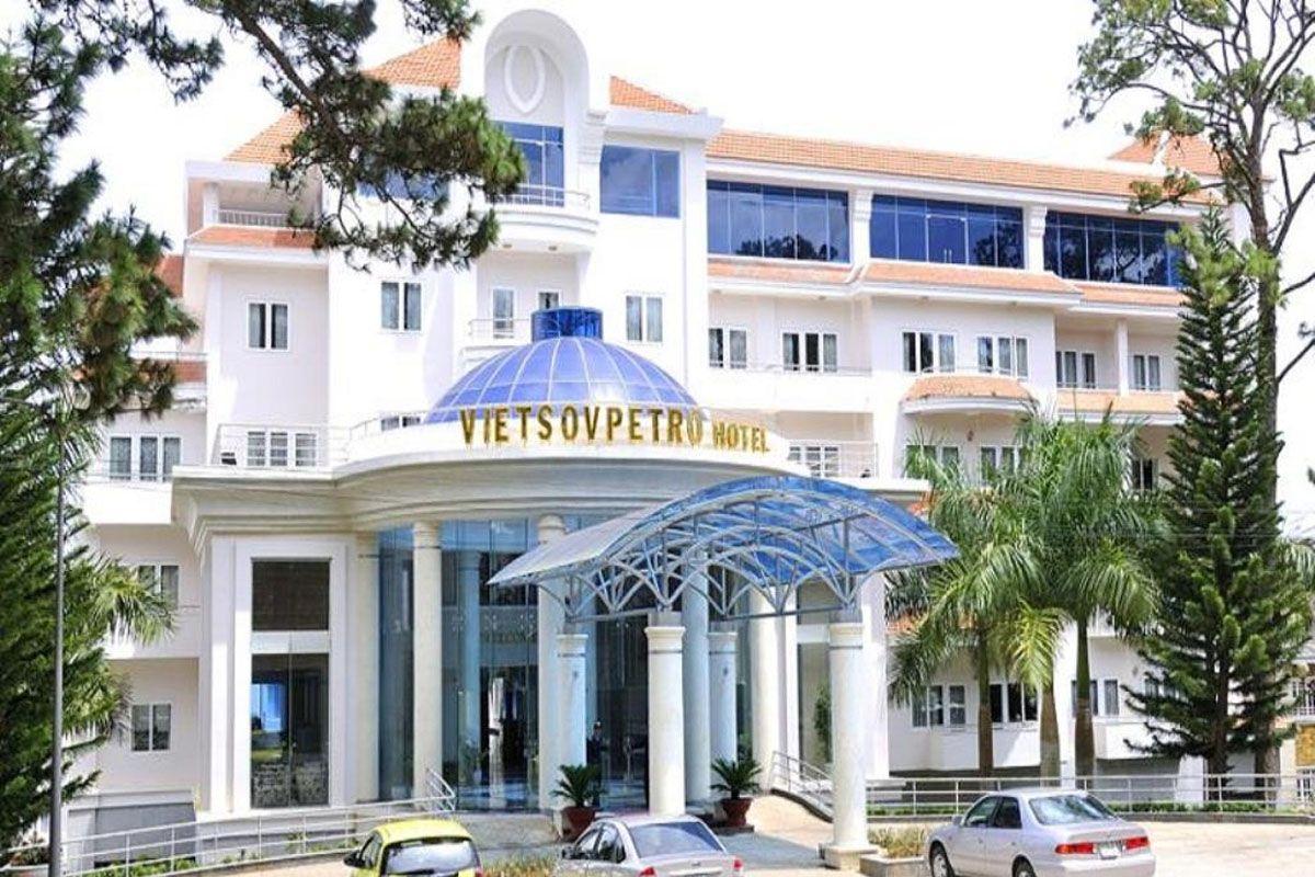 Khách sạn Vietsovpetro Đà Lạt (Dragon King)