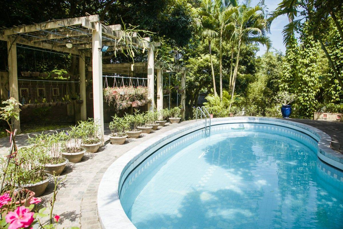 be boi tranquil villa homestay thach that ha noi