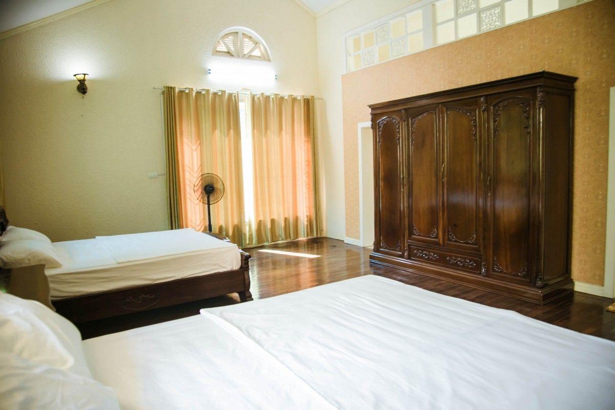 phong ngu tranquil villa homestay thach that ha noi