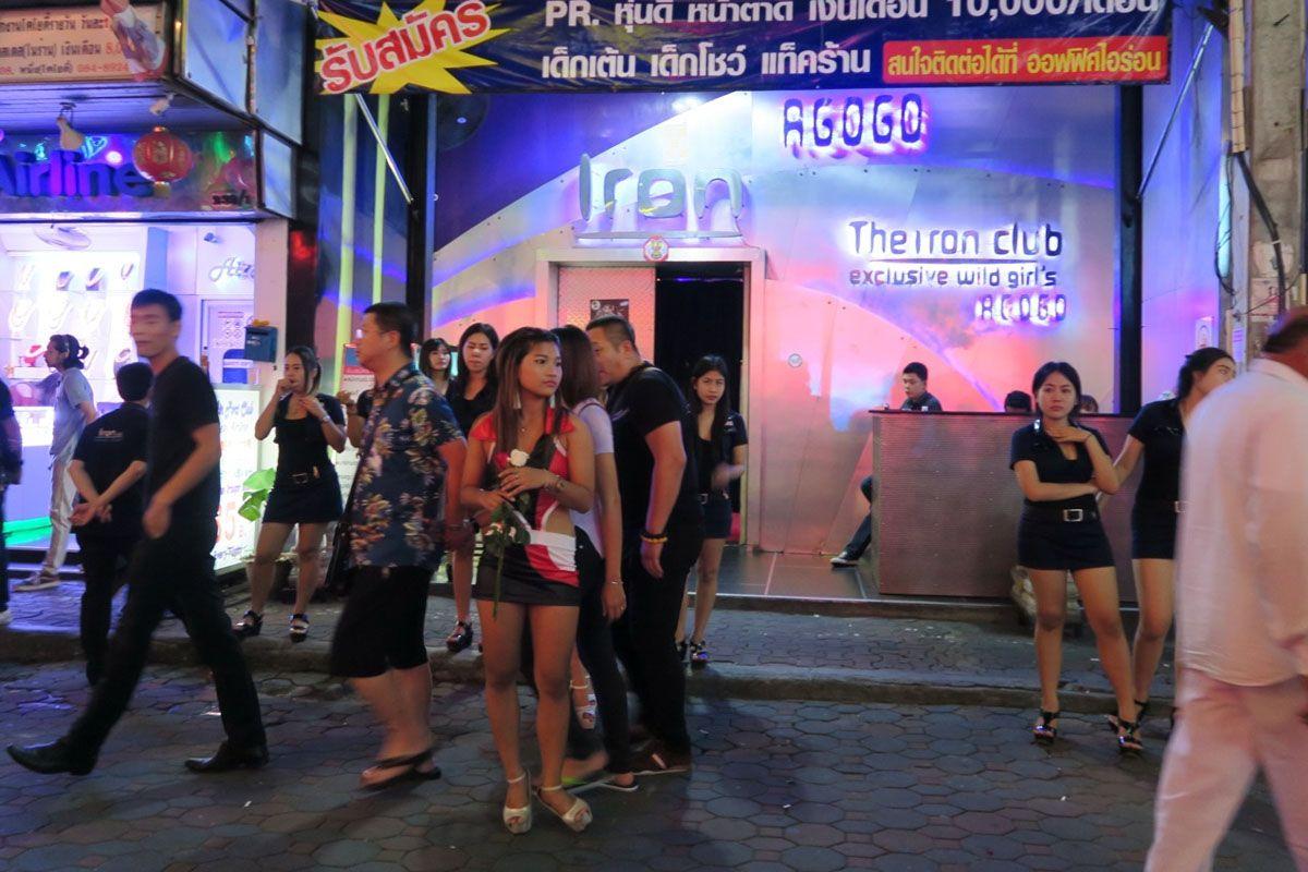 Iron Club Pattaya