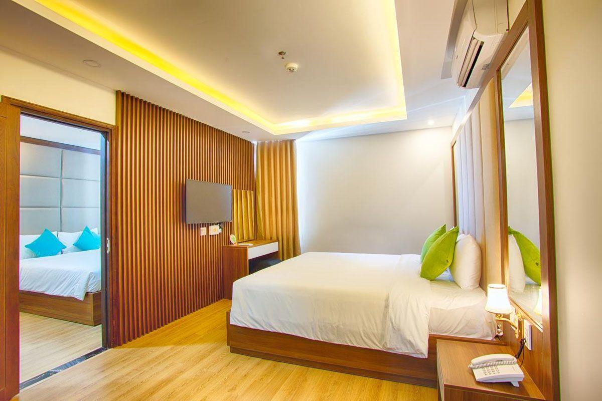 Khách Sạn Pariat & Apartment Đà Nẵng