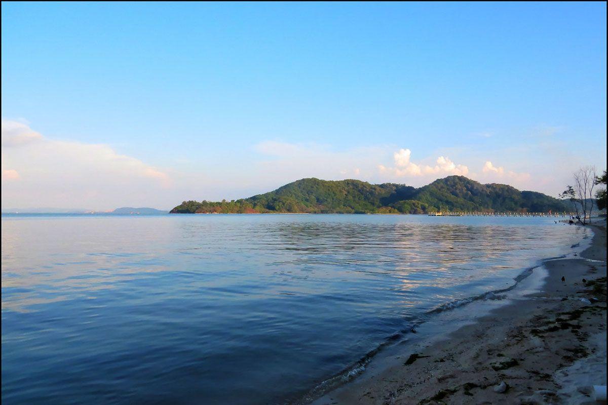 Pulau Jerejak, hay còn gọi là đảo Jerejak