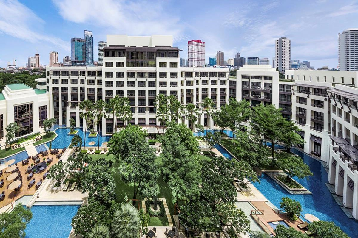 The Siam Kempinski Hotel Bangkok