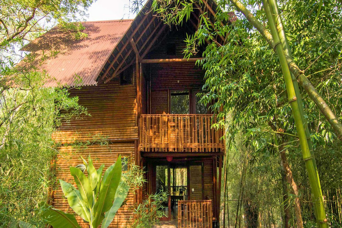 Live In The Jungle At Siam Home's Bamboo Cabin In Krabi