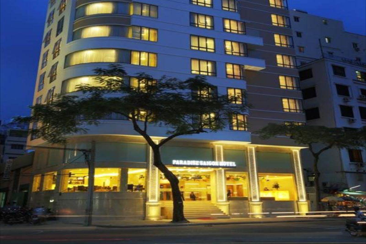 Pradise Saigon Boutique Hotel & Spa