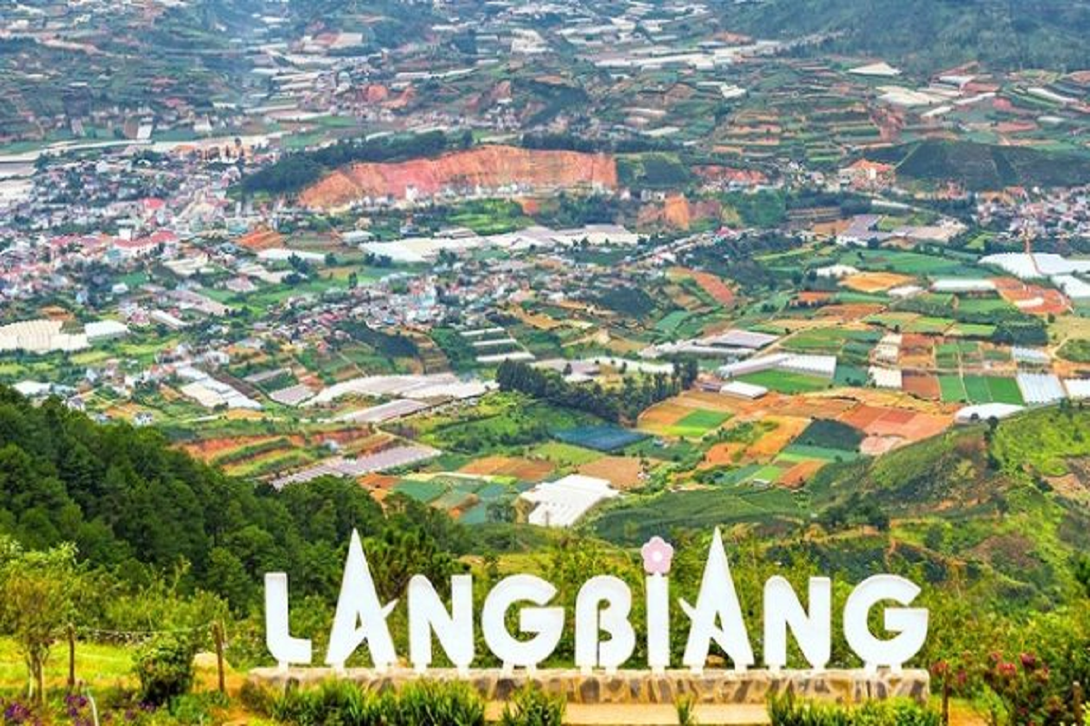 Khu du lịch LangBiang Đà Lạt