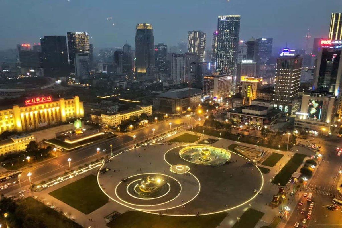 Quảng trường Tianfu