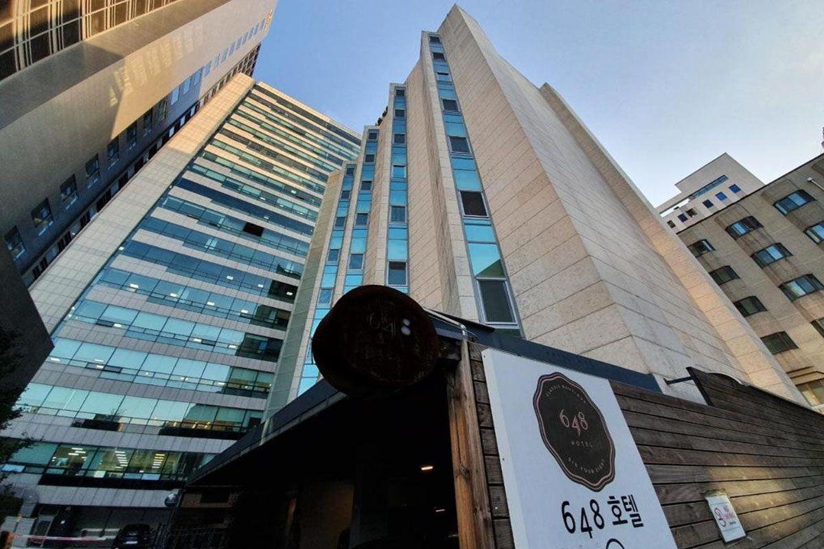 648 Hotel Gangnam