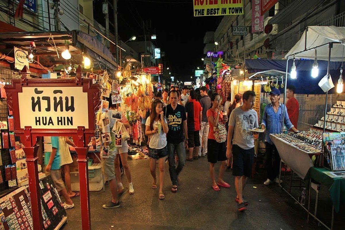 Mua sắm tại chợ đêm Hua Hin - The Hua Hin Night Market
