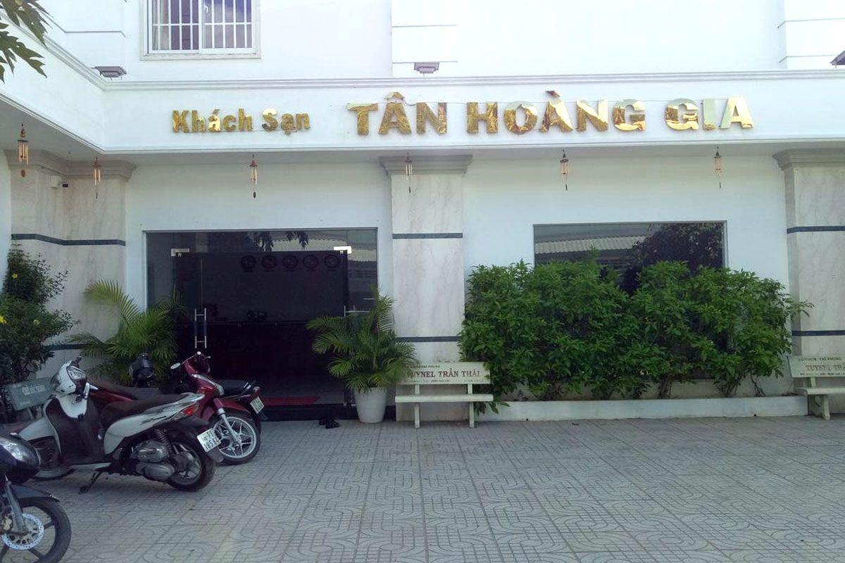 Thuê xe máy tại khách sạn