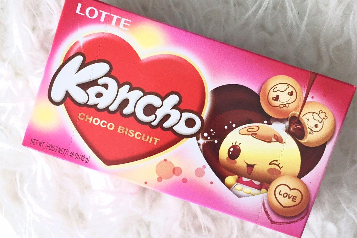 Bánh quy Kancho Choco