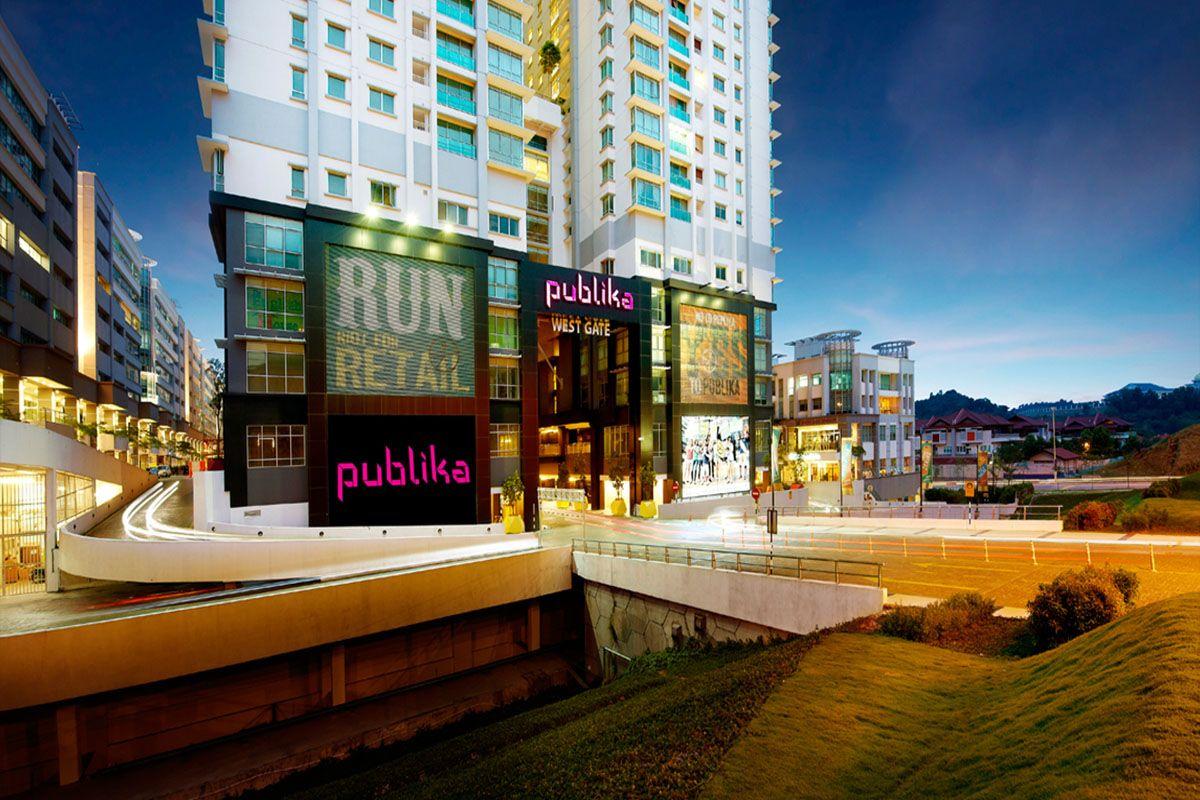 Trung tâm thương mại Publika