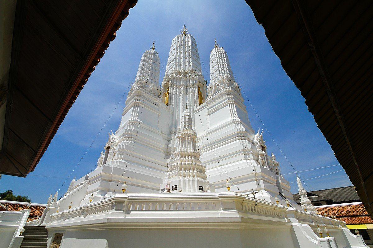 Ngôi đền Mahathat Worawihan
