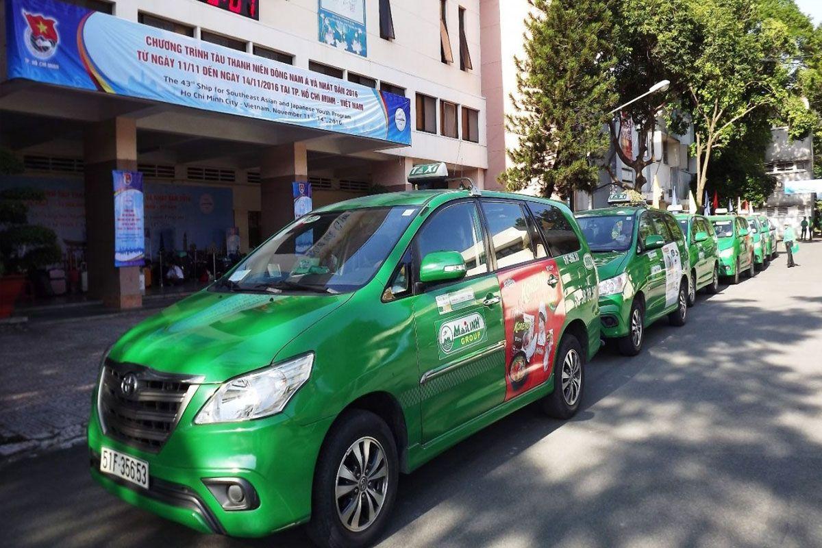 Du lịch Trại Mát bằng Taxi - xe Bus