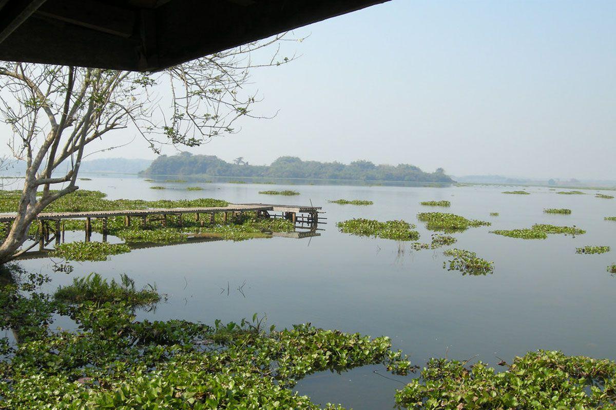 Hồ Chiang Saen