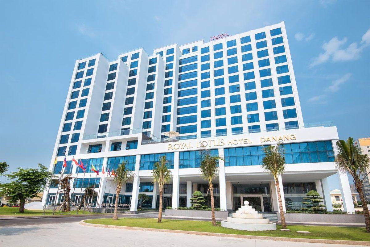 Khách sạn Royal Lotus Hotel Danang by H&K Hospitality