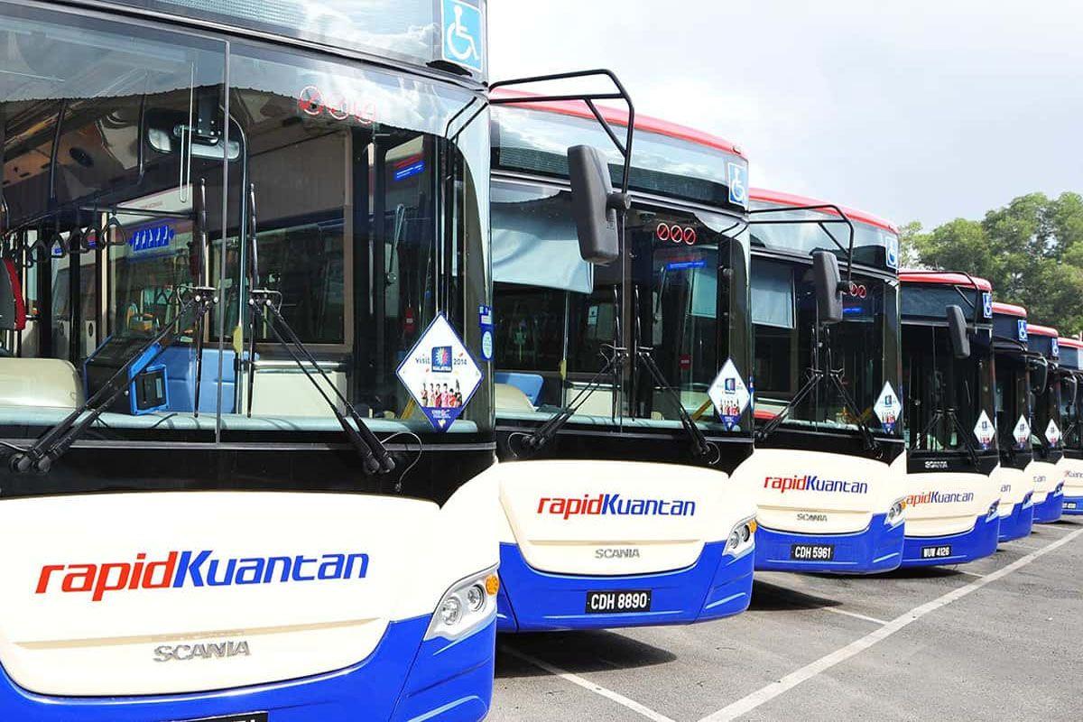 Hãy sử dụng xe buýt cho những chuyến đi xa