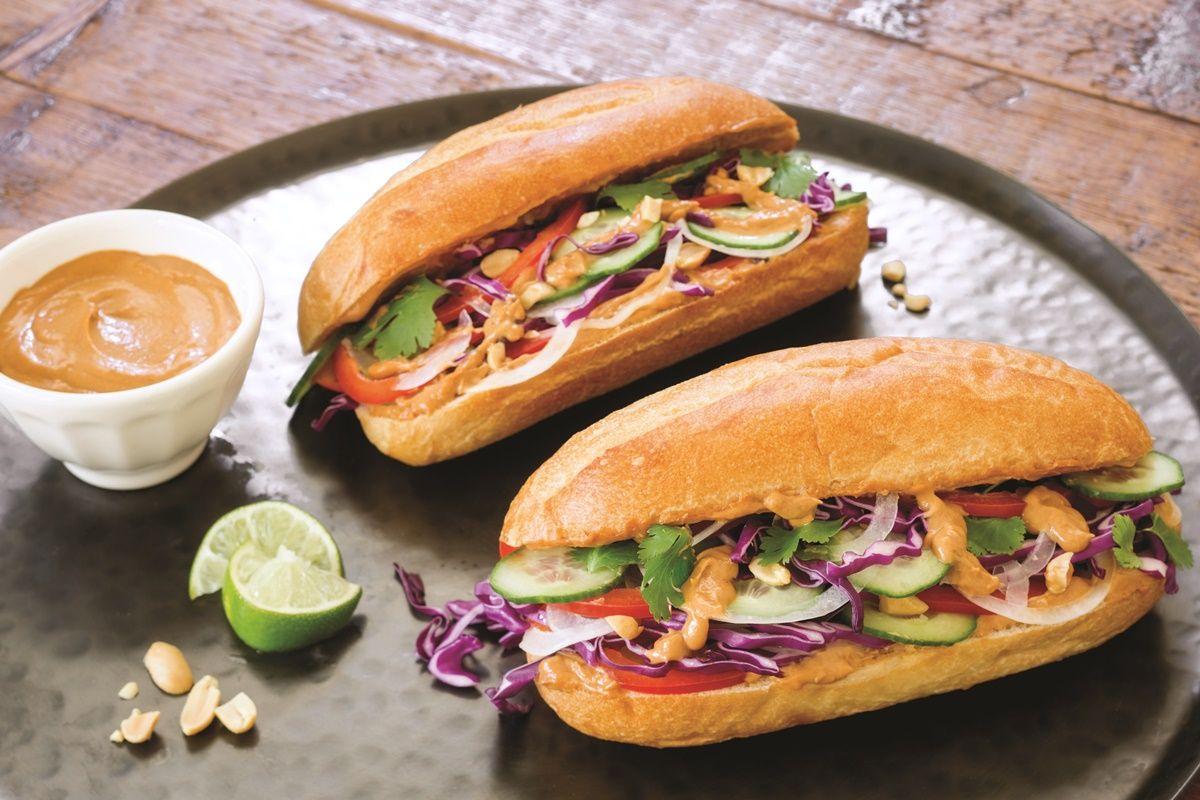 Bánh kẹp Thái