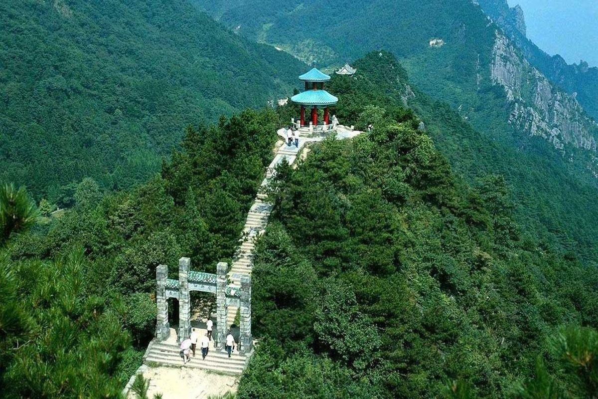 Vườn quốc gia Lushan