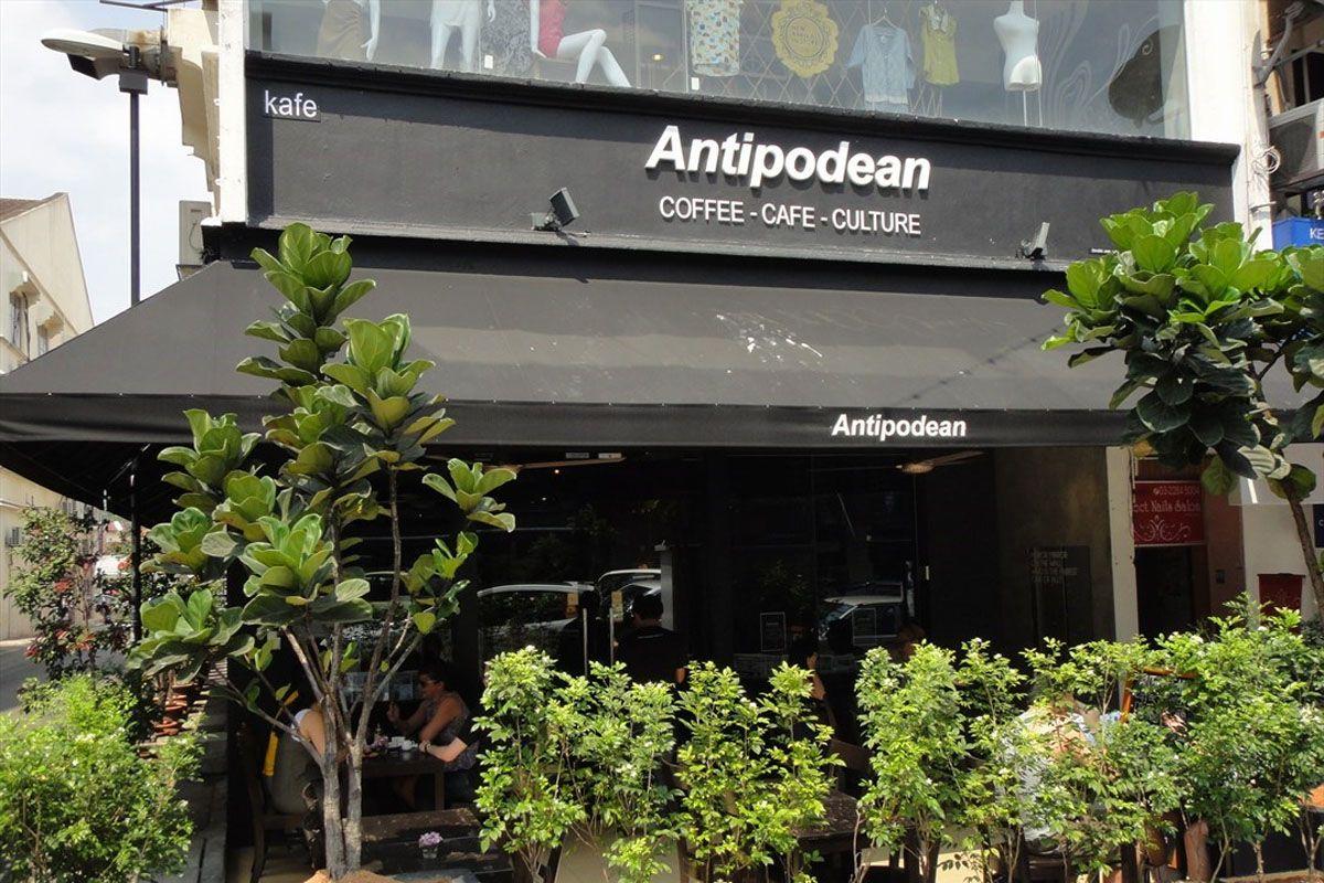 Antipodean Cafe