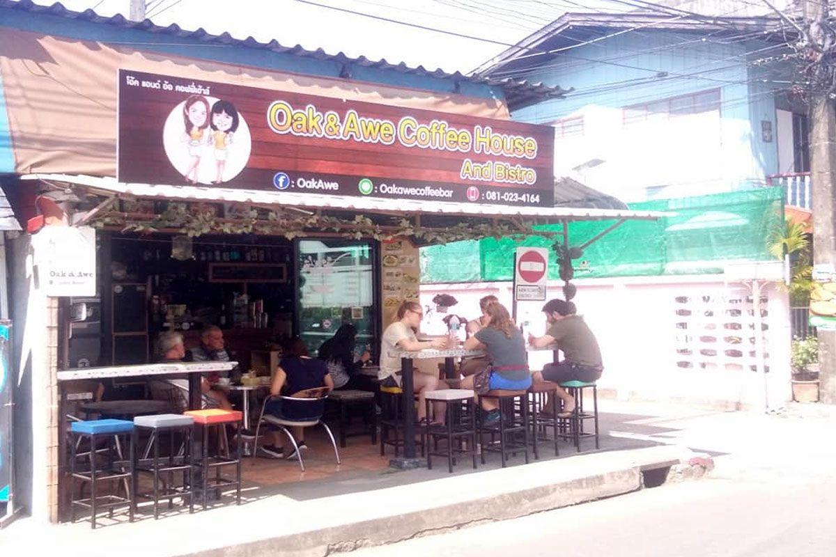 Oak & Awe Coffee House