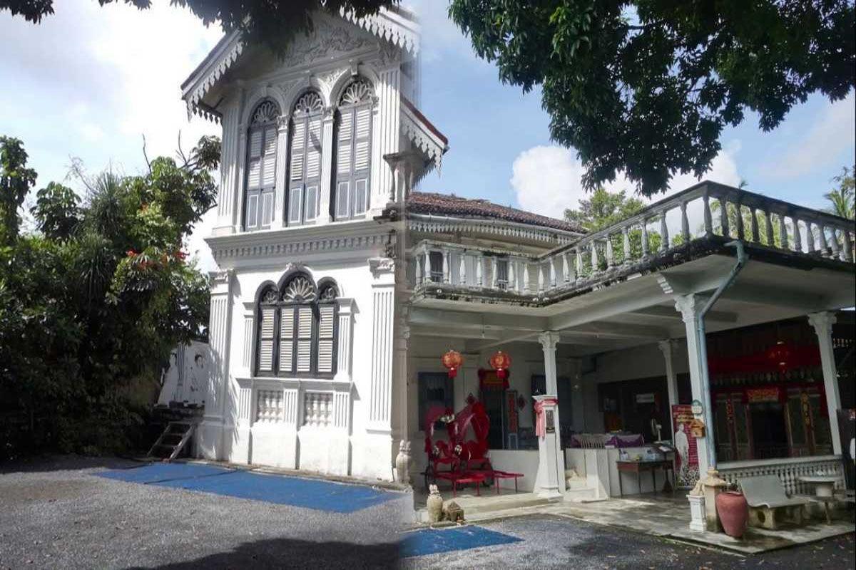 Tham quan ngôi nhà Chinpracha