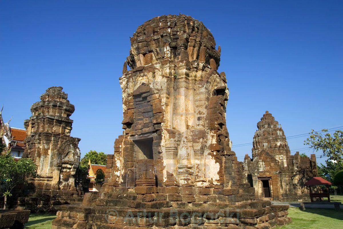 Chùa Wat Kamphaeng Laeng