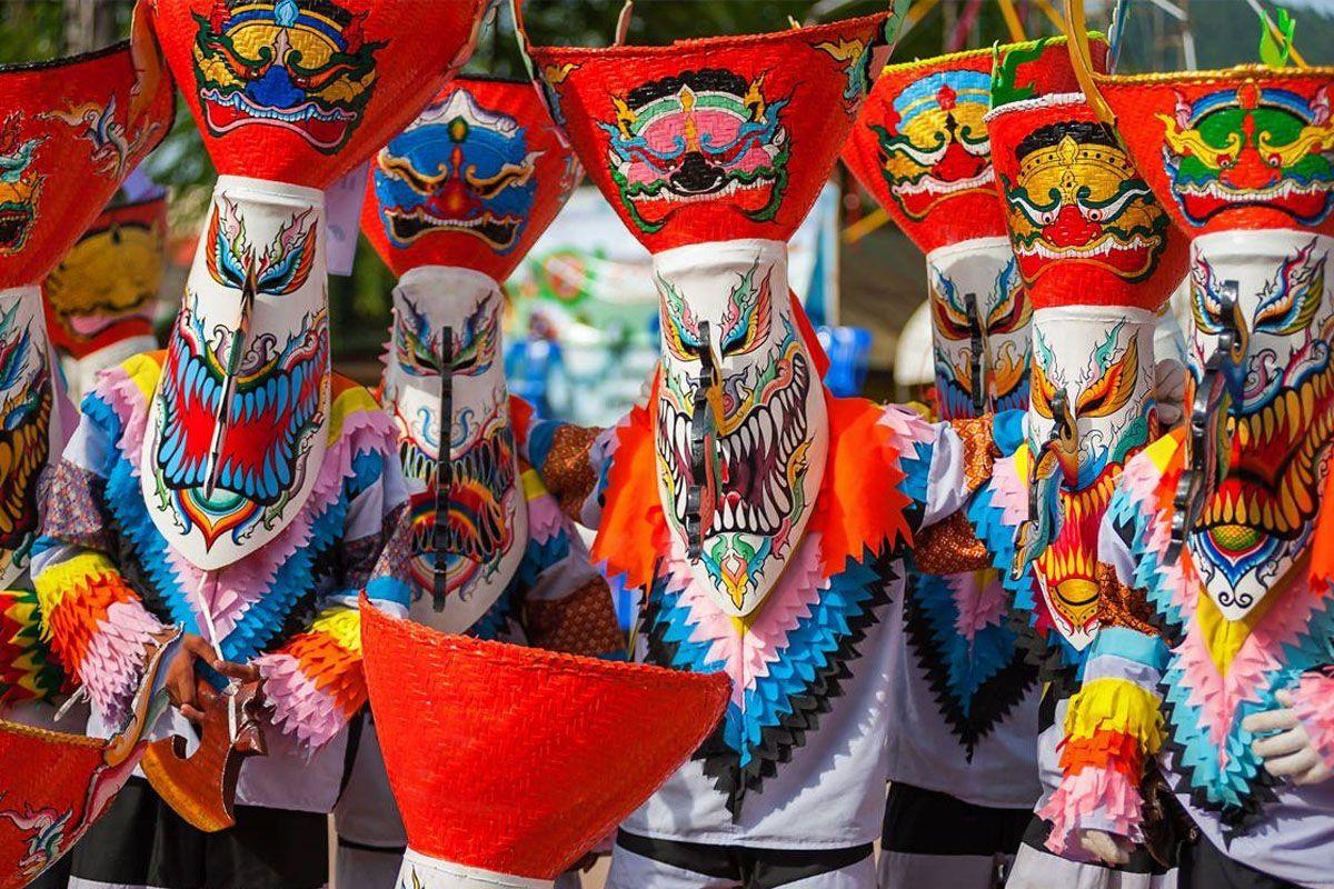 Lễ hội Phi Ta Khon