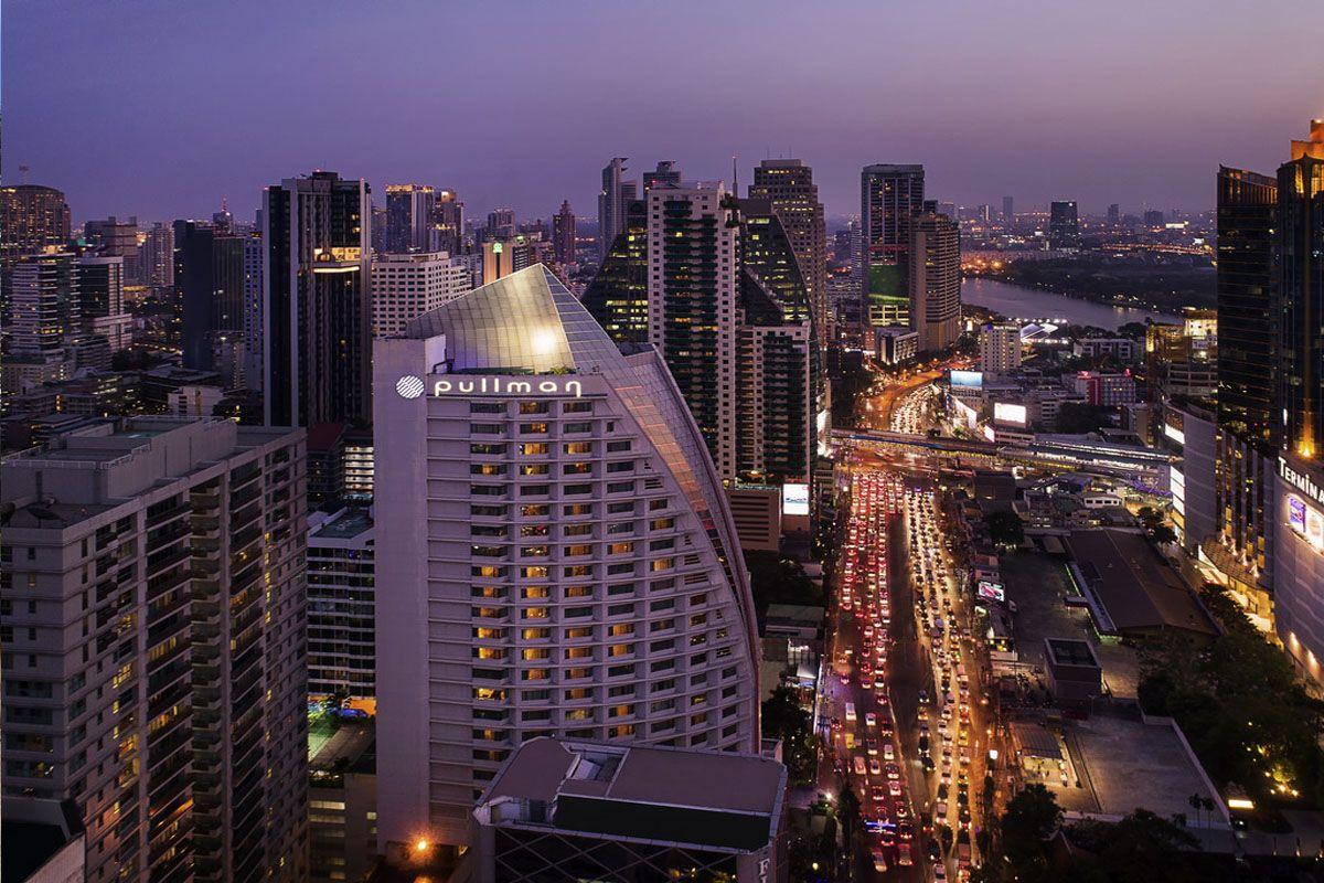 Khách sạn Pullman Bangkok Hotel G