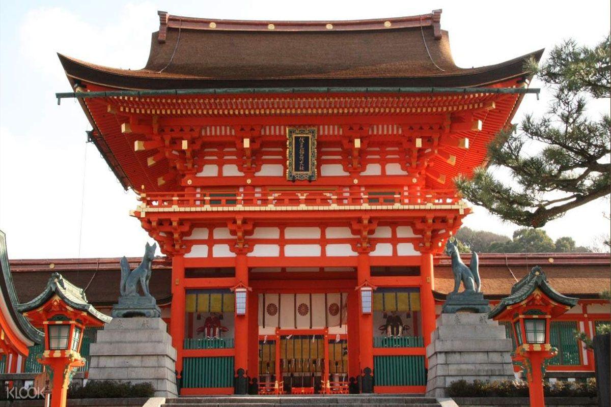 Thực hiện một điều ước tại đền Fushimi Inari Taisha