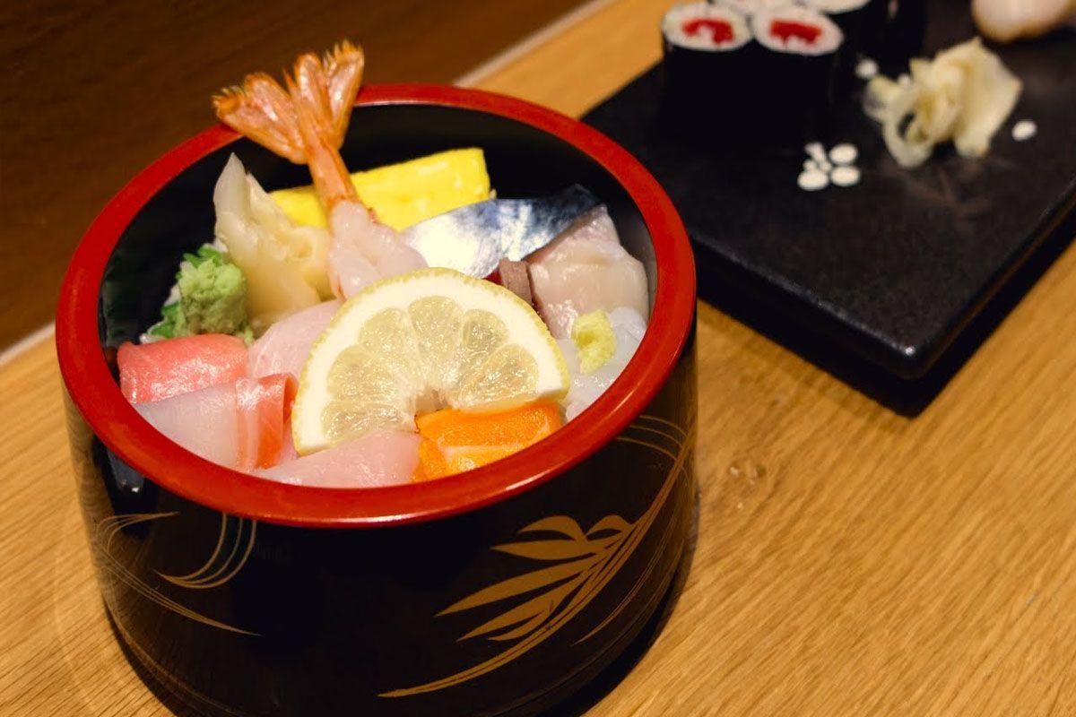 Edo-mae zushi