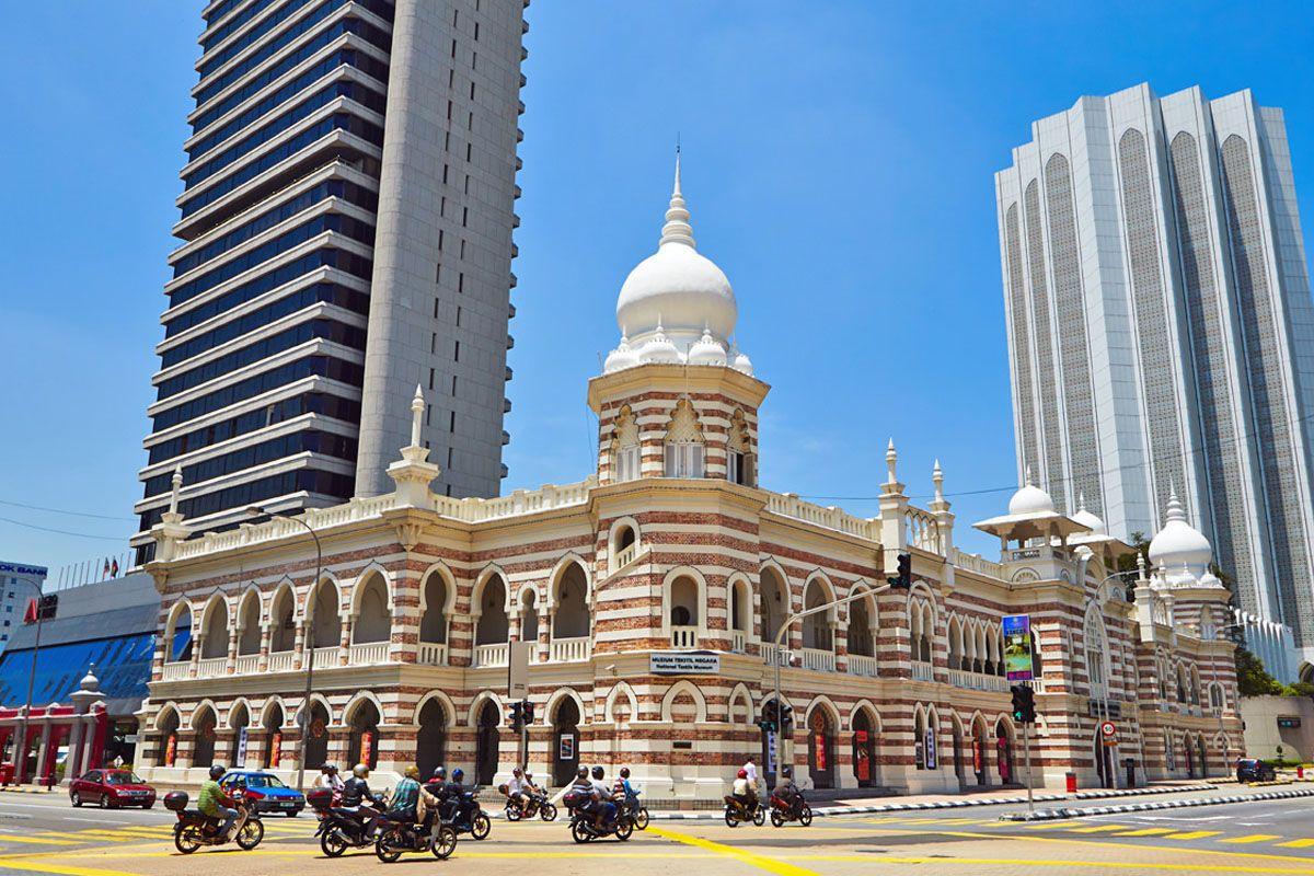 National Textiles Museum Kuala Lumpur