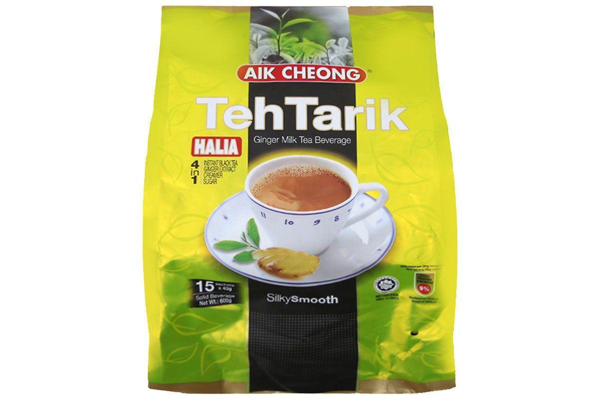 Teh Tarik (trà sữa kéo)