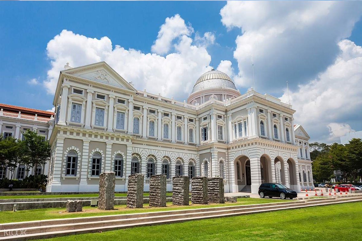 Viện bảo tàng Quốc gia Singapore