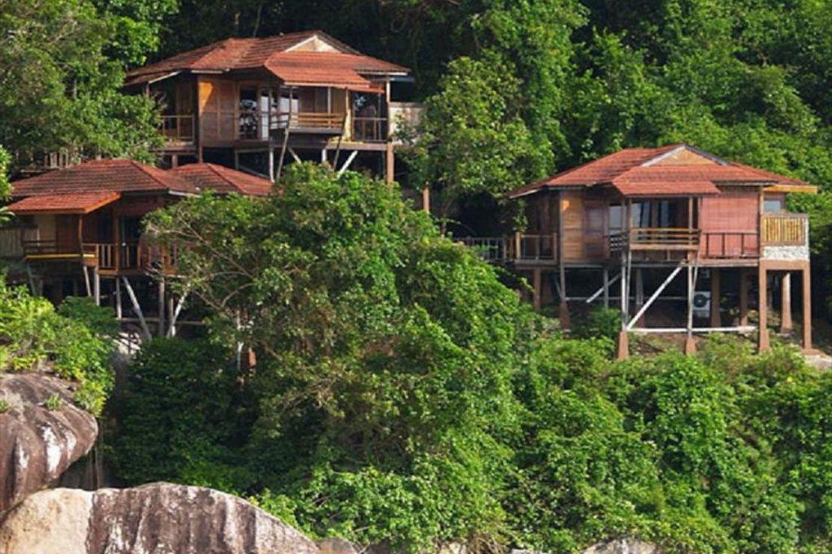 Japamala Resort, Pulau Tioman