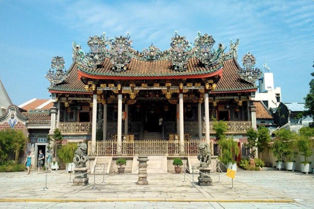 Chùa Khoo Kongsi