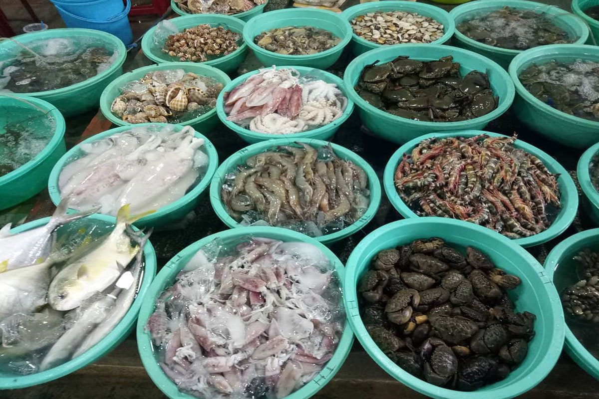 Vựa hải sản Hưng Sơn