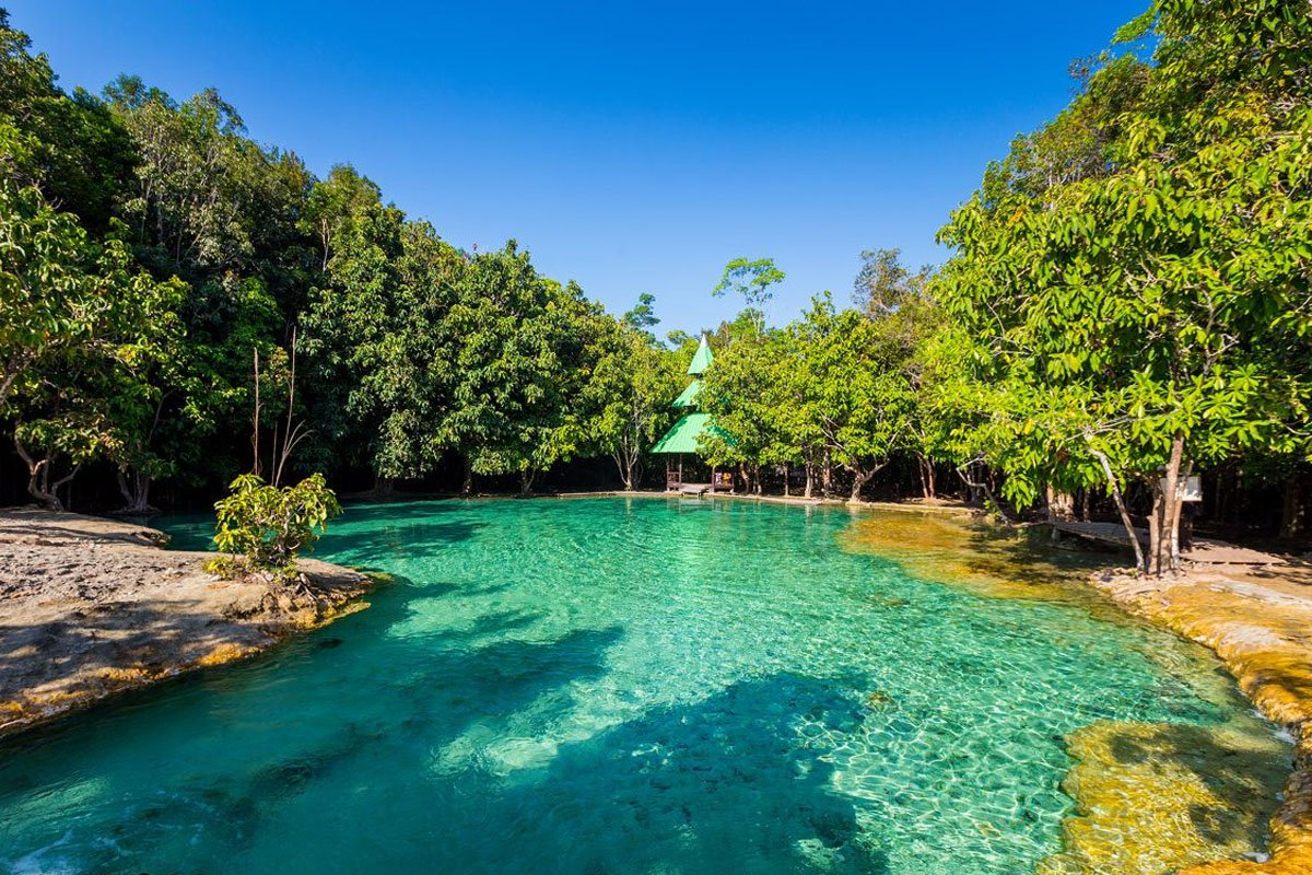 Thung Teao Forest Natural Park