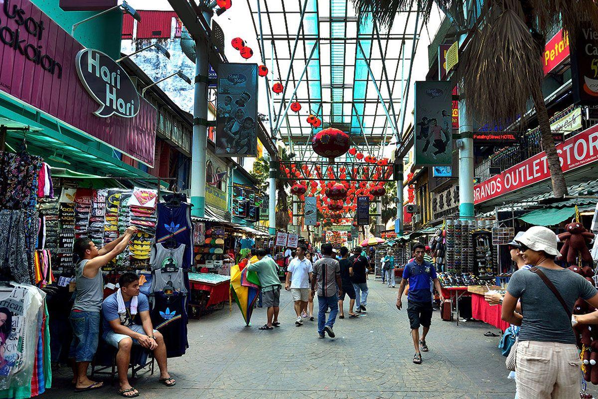 Chợ Petaling Street, Kuala Lumpur