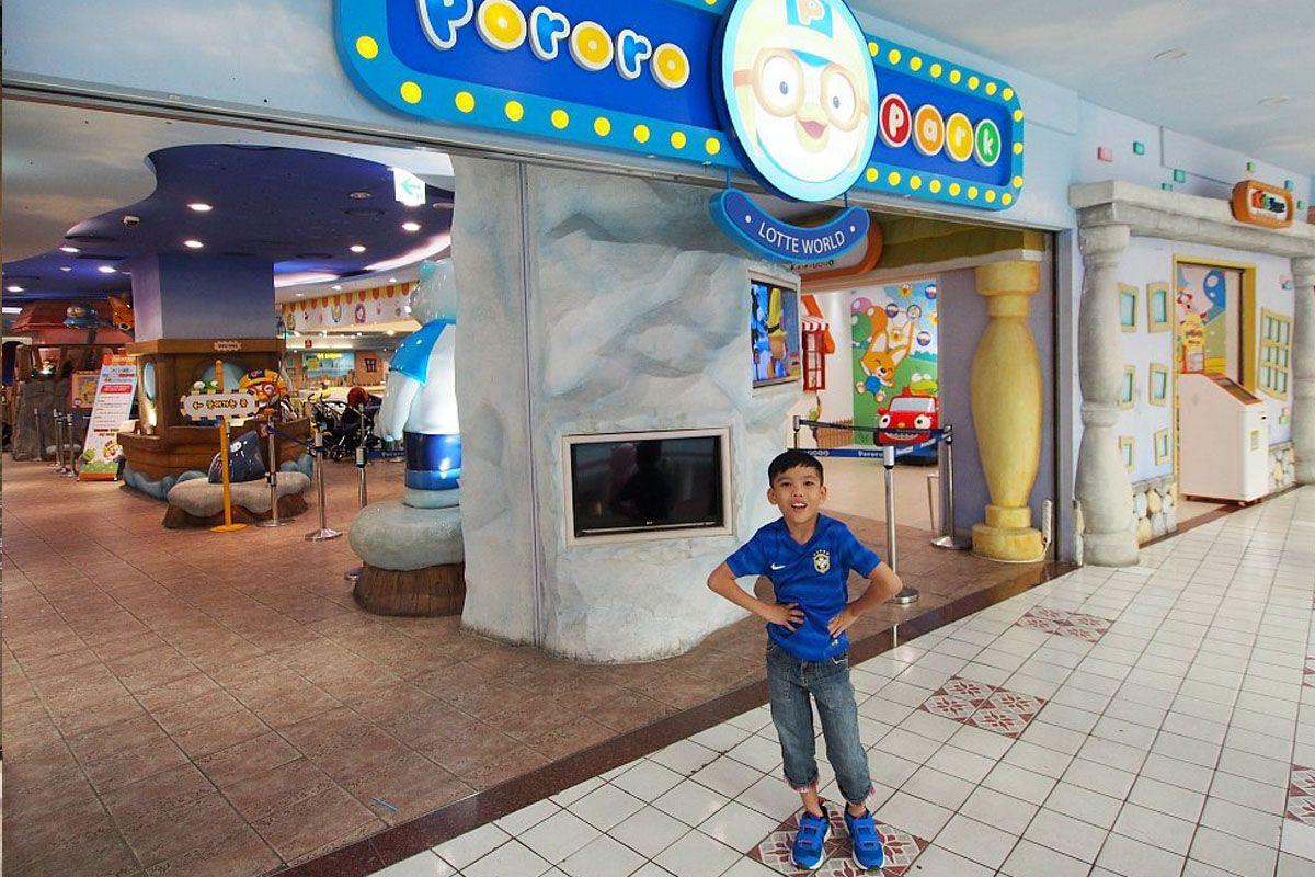 Pororo Kids Cafe