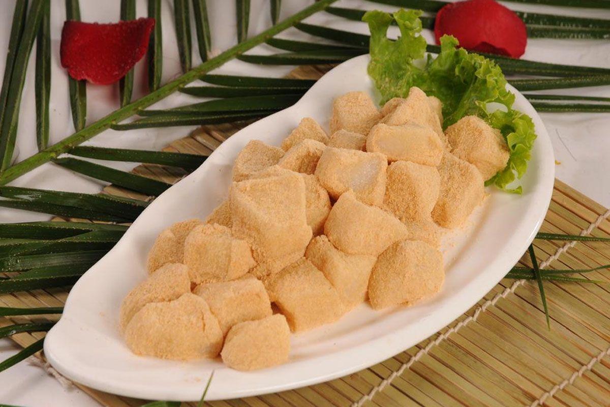 Bánh gạo Hợp Xuyên (Hechuan cake)