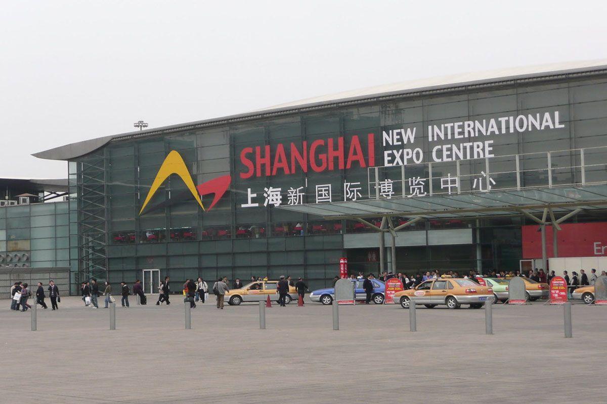 Trung tâm hội chợ triển lãm Quốc tế Mới Thượng Hải