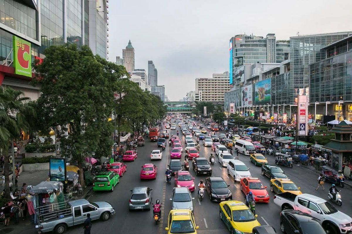 Đất nước có màu sắc taxi tươi tắn nhất thế giới