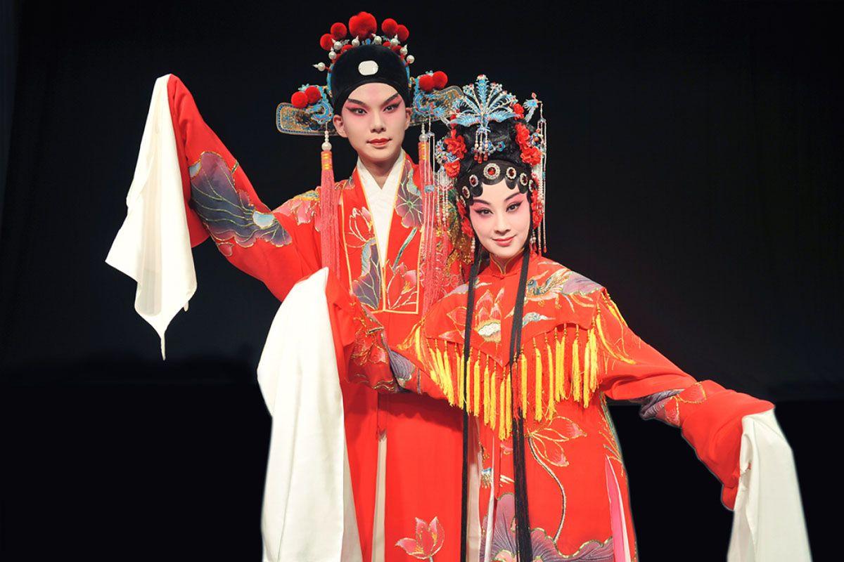 Xem biểu diễn Kun Opera hoặc trình diễn Pingtan