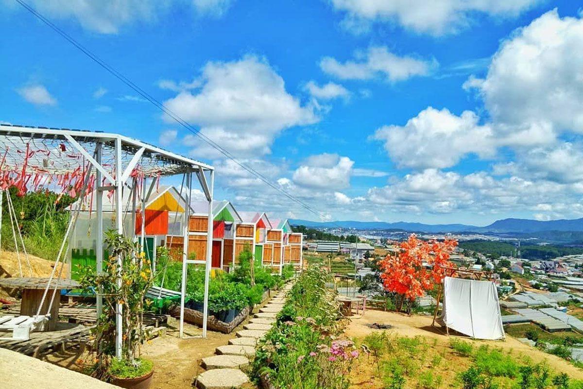 Sunny Farm Trại Mát