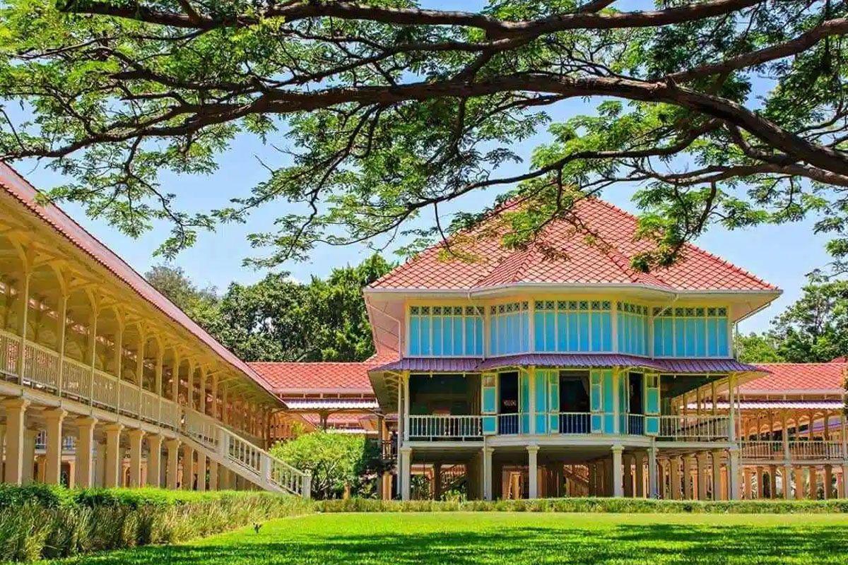Cung điện Mrigadayavan