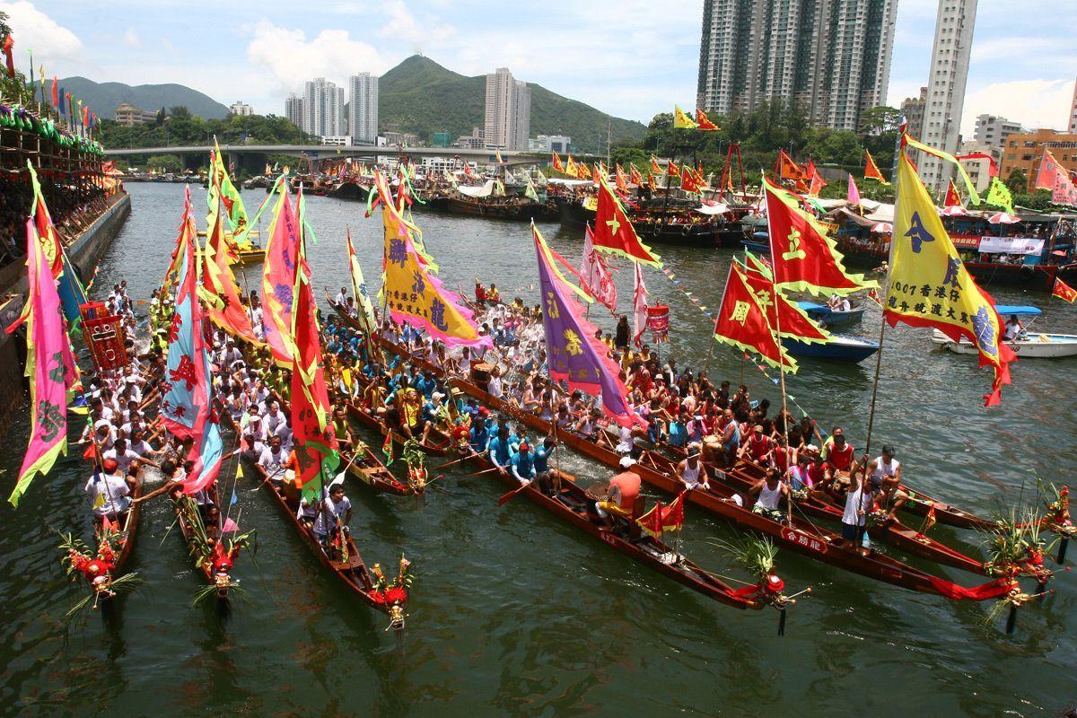 Lễ hội Thuyền rồng của Thượng Hải