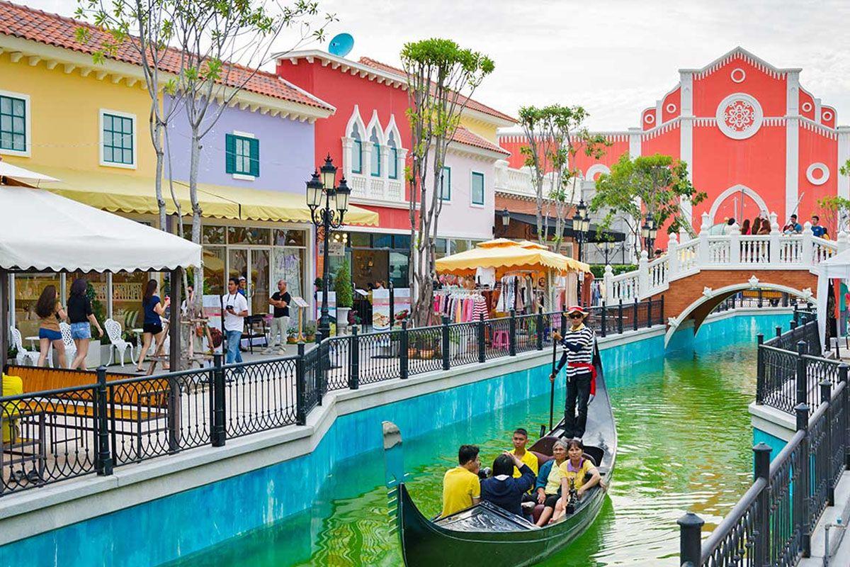 Khám phá công viên The Venezia Hua Hin