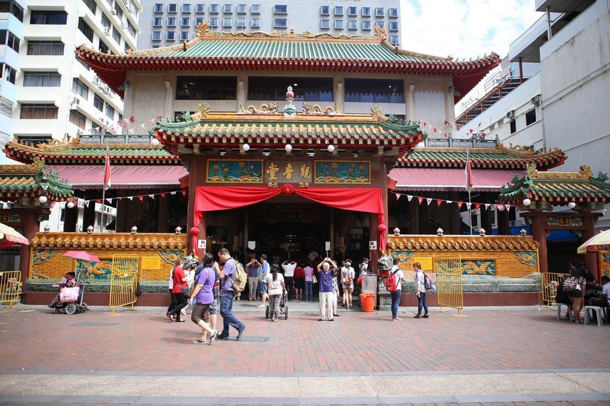 Đền Kuan Yin Thong Hood Cho